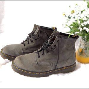 Vintage Dr. Martens Suede Boots